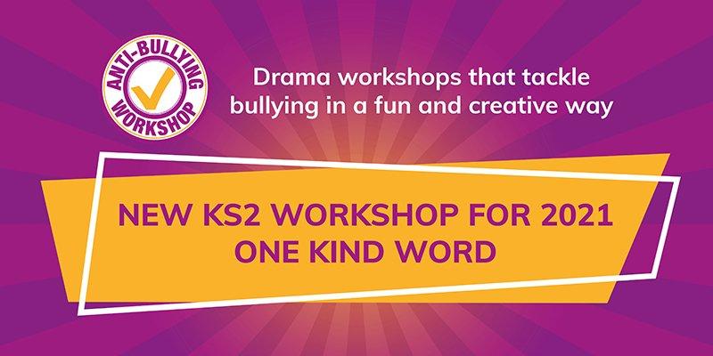 New Key Stage 2 Workshop - One Kind Word